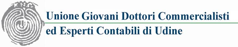 Unione Giovani Dottori Commercialisti ed Esperti Contabili di Udine Retina Logo